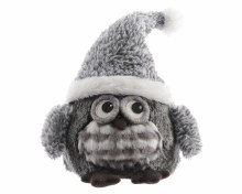 pes owl with hat