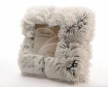 pes velvet throw faux fur