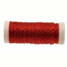 Bullion Wire - Red