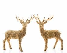 poly reindeer strass 2ass pac