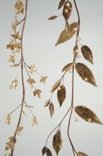 iron leaf garland 2ass