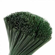 Green Stub Wire 22SWG (30cm x 0.71mm) 2.5kg