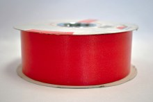 Poly ribbon satin (4.8cm x 91m/Red)
