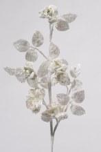 plc rose spray with diamonds