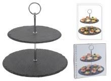 Foodstand slate (25&20cm)