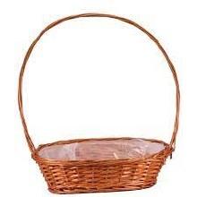 Basket Oval Manhattan Display Natural (51cm)