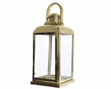 Stainless steel lantern (25.4x52cm)