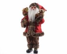 felt Santa with bear