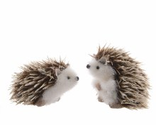 foam hedgehog w hanger 2ass