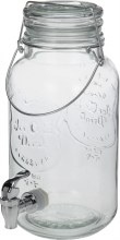 PITCHER FOR JUICE GLASS