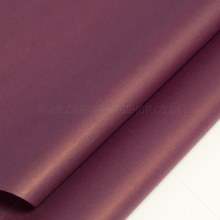Tissue paper sheets (760mm x 510mm/Burgundy)