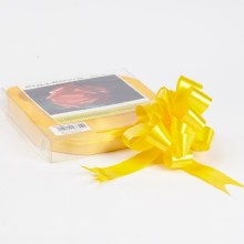 Pull Bow Yellow (30mm)