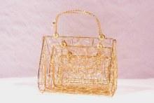 Handbag Set X3 Gold