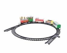 LED Xmas express train ind bo