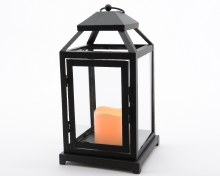 LED metal urban lantern