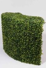 Boxwood Corner Hedge 68x25x50c