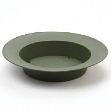 Designer Bowl Round Dark Green