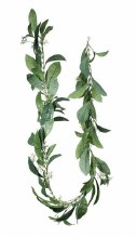 Artificial Croton Garland (180cm)