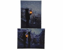 LED Art Frame Boy (x1)
