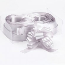 Pull Bow Silver (30mm)