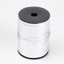 Curling Ribbon Metallic Silver