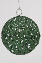 iron ball with cut out