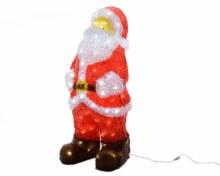 LED acrylic Santa outd GB tra