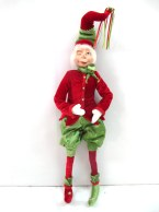 20in Elf Green/Red