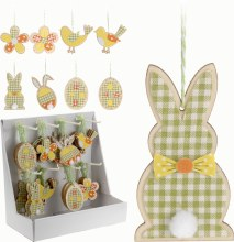 Hang Decor Easter Assorted (9cm)
