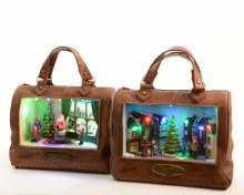 LED handbag w movement 2ass bo