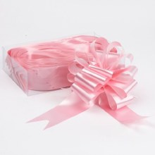 Pull Bow 50mm Baby Pink (x20)