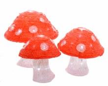 LED acrylic mushroom s3 out GB