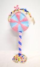 Standing Lollipops Pink & Blue
