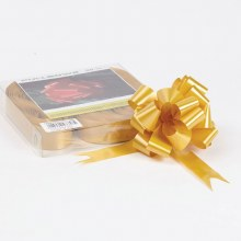 Pull Bow Gold (50mm)