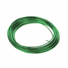 Aluminium Wire Apple Green