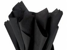 Tissue Paper Sheets Black x240
