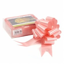 Pull Bow 50mm Pink (x20)