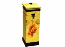 1 Bottle Wine Box Vineyard