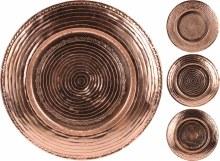 Tray aluminium (d48cm/4 assorted)