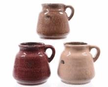 stoneware mini jar 3col ass
