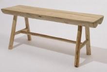 paulownia bench