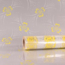 Cellophane Pollyanna White/Yellow 80cm