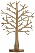 Tree wood burned finish (75cm)