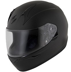 Helmet EXO-R410 Matte Blk MD