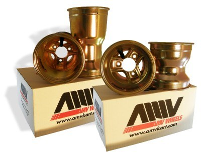 AMV Set 130/212T Mag Gold