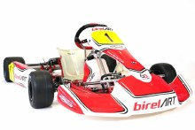 Kart Birel/Art KZ Shifter