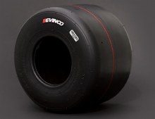 Evinco 7.10 Red Tire