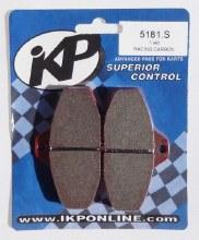 Brake Pad Set SKM Rear