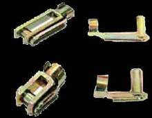 Brake Rod Clevis and Clip 6mm