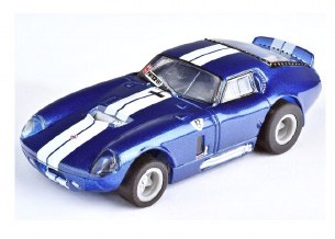 AFX MEGA-G+ SHELBY DAYTONA LTD